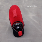 ซองใส่เลนส์กล้อง กระเป๋าใส่เลนส์ (Lens Pouch) Cam-in ขนาดซอง 60x65 mm