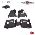 พรมเข้ารูป 6 D Leather Car Mat จำนวน 3 ชิ้น MERCEDES BENZ E CLASS W212