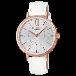 นาฬิกา คาสิโอ Casio SHEEN MULTI-HAND SHE-3064 series รุ่น SHE-3064PGL-7A ของแท้ รับประกัน1ปี