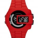 นาฬิกาข้อมือ ดีเซล Diesel Digital Viewfinder Silicone - Red Men's watch รุ่น DZ7276