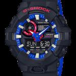 """นาฬิกา Casio G-SHOCK Limited Layered Tricolor series รุ่น GA-700LT-1A """"PEPSI"""" ของแท้ รับประกัน1ปี"""