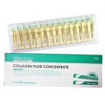 Proyou Collagen Fluid Concentrate 2ml (เซรั่มเข้มข้นชนิดน้ำ ช่วยเพิ่มความยืดหยุ่นและความอ่อนนุ่มให้แก่ผิว ลดเลือนริ้วรอยแห่งวัยทำให้ผิวหน้ากระชับเต่งตึง)