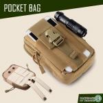 ร้อยเข็มขัด Pocket Bag