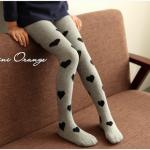 ถุงเท้าเลคกิ้งกันหนาว C79-102