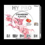 HY PRO ไฮโปร (Strawberry-สตรอว์เบอร์รี่) ผลิตภัณฑ์เวย์โปรตีนเสริมและทดแทนมื้ออาหาร