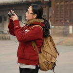 กระเป๋ากล้องMartha COURSER(PCB03 Pre) 1100D 60D 50D 600D เป้ผ้าใบ SLR