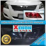 พลาสติกครอบเลนส์ไฟหน้า ฝาครอบไฟหน้า ไฟหน้ารถยนต์ เลนส์โคมไฟหน้า Toyota Camry avc40 2006-2008 ของแท้ OEM 100%