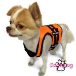 เสื้อชูชีพสุนัขแบบเสื้อกล้าม เบอร์ 2