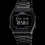 นาฬิกา คาสิโอ Casio STANDARD DIGITAL Black Out รุ่น B640WB-1B (นำเข้า Europe ไม่มีขายในไทย) ของแท้ รับประกัน1ปี <หายากมาก>