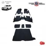 พรมเข้ารูป 6 D Leather Car Mat จำนวน 7 ชิ้น MERCEDES BENZ GLC CLASS W253