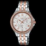 นาฬิกา คาสิโอ Casio SHEEN MULTI-HAND SHE-3062 series รุ่น SHE-3062SPG-7A ของแท้ รับประกัน1ปี