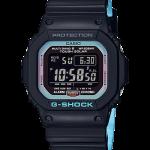 นาฬิกา Casio G-Shock Special Pearl Blue Neon Accent Color series รุ่น GW-M5610PC-1 (ไม่วางขายในไทย) ของแท้ รับประกัน1ปี