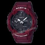 นาฬิกา Casio Baby-G BGA-230S Street Fashion Color series รุ่น BGA-230S-4A (Red Wine) ของแท้ รับประกัน1ปี