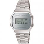 นาฬิกา คาสิโอ Casio STANDARD DIGITAL Vintage รุ่น A168WEM-7 ของแท้ รับประกัน 1 ปี