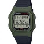 นาฬิกา Casio 10 YEAR BATTERY W-800 series รุ่น W-800HM-3AV ของแท้ รับประกัน 1 ปี