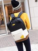 [สีดำ] กระเป๋าสะพายหลัง   กระเป๋าเป้ผู้ชาย   กระเป๋าวัยรุ่น  กระเป๋าสะพายหลังผู้หญิง แฟชั่นยอดฮิต