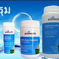 ผลิตภัณฑ์ โคลอสตรุ้ม Colostrum ของ บริษัท GoodHealth