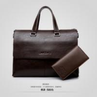 กระเป๋าหนังเทียม ผู้ชาย
