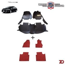 พรมรถยนต์ 7 D Anti Dust รถ TOYOTA ALL NEW CAMRY 2012-2017