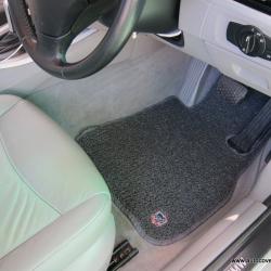 พรมดักฝุ่นไวนิล ชุด Full จำนวน 5 ชิ้น BMW Serie 3 E90
