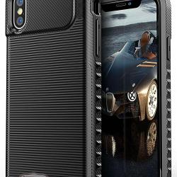 เคสกันกระแทก Apple iPhone X [Protective Hybrid] จาก E LV [Pre-order USA]