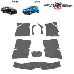 พรมกระดุม Super Save รถ Honda Brio Amaze 4 Door ชุด Full จำนวน 10 ชิ้น
