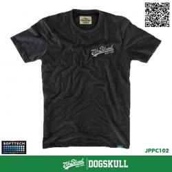 เสื้อยืด 7TH STREET SOFTTECH - รุ่น 7TH STREET| TOP DRY BLACK