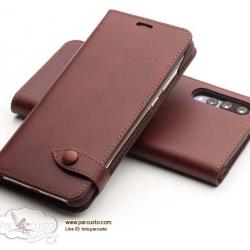 เคสหนังแท้ Huawei P20 และ P20 Pro (Design 2) จาก QIALINO [Pre-order]