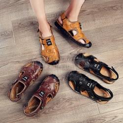 รองเท้าหนังลำลอง MMS2285