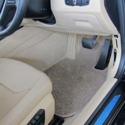 พรมดักฝุ่นไวนิล ชุด Full จำนวน 5 ชิ้น BMW Serie 3 F30