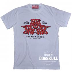 เสื้อยืด OLDSKULL: ULTIMATE HD #58   White