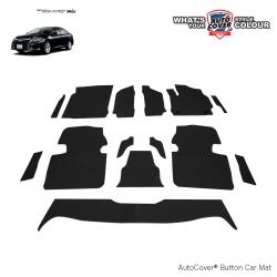 พรมกระดุม Super Save รถ Toyota Camry ปี 2012-2018 ชุด Full จำนวน 14 ชิ้น