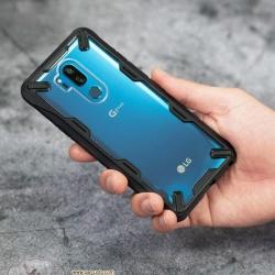 เคสกันกระแทก LG G7 ThinQ [FUSION-X] จาก Ringke [Pre-order]
