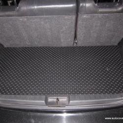 พรมกระดุมแผ่นท้ายสัมภาระ Toyota Yaris 2008-2013