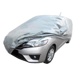 ผ้าคลุมรถเข้ารูป100% รุ่น S-Coat Cover สำหรับรถ HONDA ALL NEW JAZZ (GK) 2014-2019