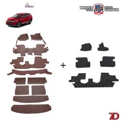 พรมรถยนต์ 7 D Anti Dust รถ HONDA ALL NEW CRV (Gen5) 2017-2021