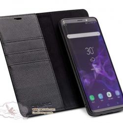 เคสหนังแท้ Samsung Galaxy S9 และ S9+ (Design 2) จาก QIALINO [Pre-order]