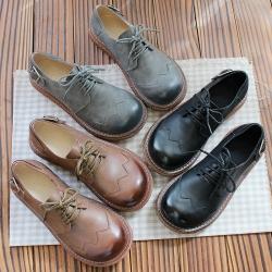 รองเท้าหนังลำลอง MMS2223