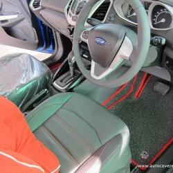 พรมดักฝุ่นไวนิล ชุด Full จำนวน 15 ชิ้น Ford Eco Sport