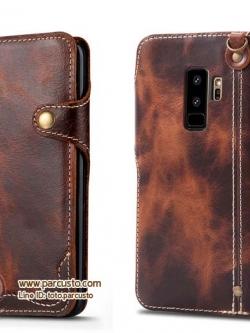 เคสหนัง Samsung Galaxy S9 และ S9+ (กรุณาสอบถาม) จาก FANSPDA [Pre-order]