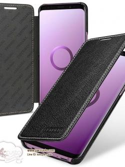 เคสหนังวัวแท้สุดหรู Samsung Galaxy S9 และ S9+ จาก TETDED [Pre-order]