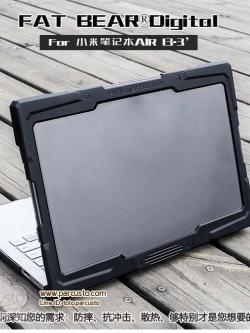 """เคสกันกระแทก Xiaomi Notebook Air 13.3"""" จาก Fat Bear [Pre-order]"""