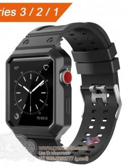 เคสกันกระแทก Apple Watch Series 1,2,3 ขนาด 42mm [Sport Edition] จาก Aetos [Pre-order USA]