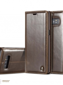 เคสหนังวัว Samsung Galaxy Note 8 จาก CASEME [Pre-order]
