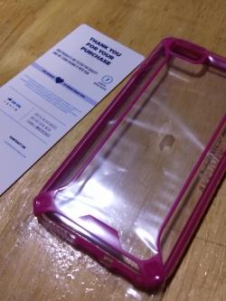 เคสกันกระแทก Apple iPhone 6/6s [Affinity Seriesr] จาก Poetic [พร้อมส่งสีชมพู 1 ชิ้น]