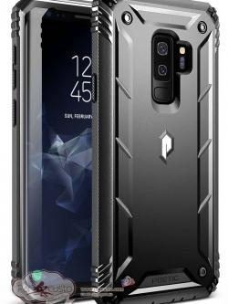 เคสกันกระแทก Samsung Galaxy S9 Plus [360 Degree Protection] จาก Poetic [Pre-order USA]