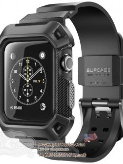 เคสกันกระแทก Apple Watch Series 3 ขนาด 42mm [Unicorn Beetle Pro] จาก SUPCASE [Pre-order USA]