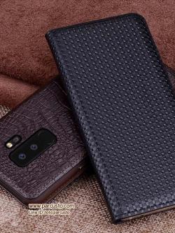 เคสหนังแท้ Samsung Galaxy S9 และ S9+ (กรุณาสอบถาม) จาก Wobiloo [Pre-order]