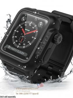 เคสกันกระแทก Apple Watch Series 2, 3 ขนาด 42mm [Waterproof] จาก Catalyst [Pre-order USA]