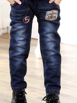 C126-16 กางเกงกันหนาวเด็ก บุขนหนา ผ้านุ่ม ใส่อุ่น 0 องศาตัวเดียวจบ size 110-150